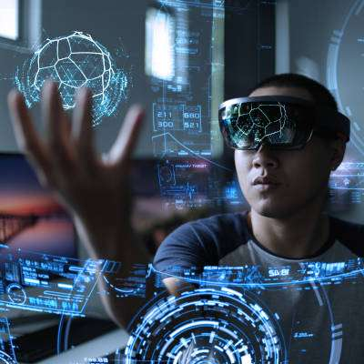 Tech Giants Are in on AR