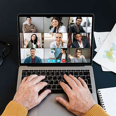 An Entire Year Later, Remote Conferencing Still Makes Workers Nervous